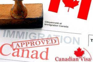 دریافت ویزا کانادا