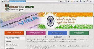اخذ ویزا هند